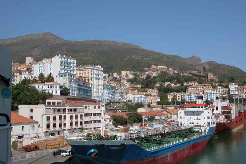 Paysage algerie photo
